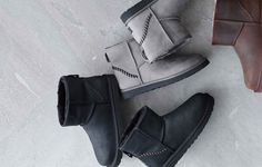Men New Arrivals - The Classic Boot Sport with Rugged Stitching #UGG @waresthemore