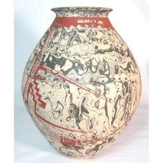 "Mata Ortiz Pottery by Lila Silveira, culturalart, $275, 10""h, 7'6""w"