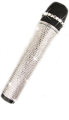 Microphone...Sennheiser Classic in Crystal. I want this to be the microphone I use for my first performance