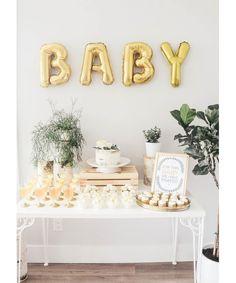Baby Shower Party Decoration Ideas - DuJour