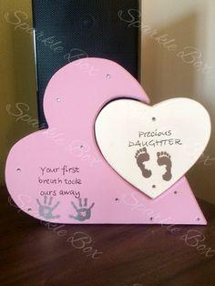 Daughter new baby gift  Https://m.facebook.com/sparkleboxcambridge?_rdr