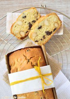 cake de xoco y nueces de macadamia,  ñ