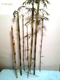 how to make bamboo