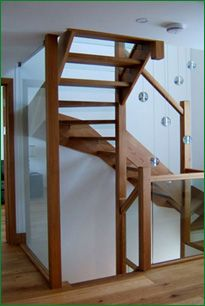 Seabank Glass Staircase
