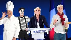 The final runoff vote in the French presidential election between centrist candidate Emmanuel Macron and his far-right opponent, Marine Le Pen, is only a few days away, and experts are frantically trying to make predictions and forecast a winner. But it looks like everyone is going to need to ree...