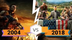 farcry5gamer.comHistory Of Far Cry 2004 to 2018 History Of Far Cry Main Series 2004 to 2018 . Here I've Included all the game releases to easily capture graphical improvements, Gameplay improvements, mind blowing actions and many more in The Far Cry Game. Far Cry was Initially Released on 2004 and There Latest Game far cry 5 releasehttp://farcry5gamer.com/history-of-far-cry-2004-to-2018/