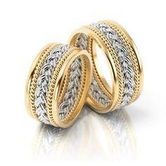 Pokaż szczegóły dla Obrączki Ślubne Pz7 Indian Jewellery Design, Indian Jewelry, Wedding Brunch Reception, Jewelry Design Earrings, Jewelry Model, Couple Rings, Schmuck Design, Ring Designs, Bridal Jewelry