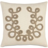 French Country - Plaited Loops Pillow