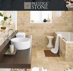 Prestige Stone Cappuccino Marble (61x40.6)