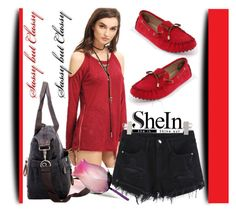 """""""SheIn 2/4"""" by melissa995 ❤ liked on Polyvore"""