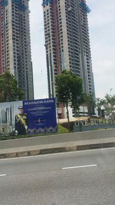 One Bukit Senyum, Johor Bahru Okt 2016