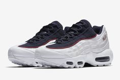 ca088cd54dfa Nike Air Max 95 NSW AA1103-100 Release Date - Sneaker Bar Detroit Air Max