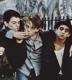 The Basketball Diaries. Such an old film and one of the first I saw Leo in. IMO This is his best acting.