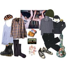 we sure are cute(for two ugly people) by egcarl99 on Polyvore featuring polyvore, fashion, style, Timberland, Joie, Patagonia, Marc by Marc Jacobs, Free People, Sperry and H&M