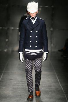 Andrea Pompilio   Fall 2014 Menswear Collection   Style.com