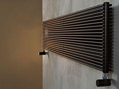 Termoarredo orizzontale a parete COLOR_X CO10D Collezione Basics by Tubes Radiatori