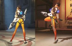 Tracer & Pose Design 101 – The Animation of Overwatch