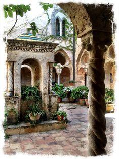 Ravello, Italy Villa Cimbrone