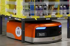 In the future your Amazon box of goodies may be packed by a robot http://ift.tt/2k0QT1D