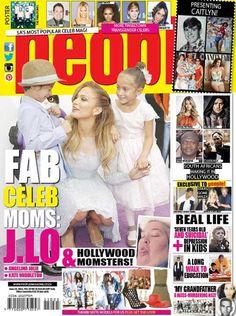 Fab Celeb Moms: and