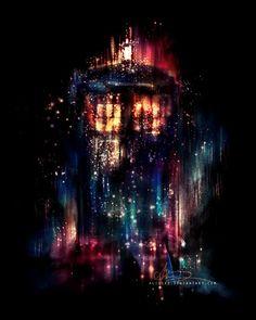 Tardis <3 Doctor Who <3