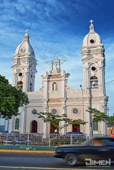 "Catedral de Cabimas. by Angel ""dimen"" Gutiérrez,"