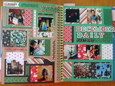 December day by day - part 1 // Prosinec den po dni - Smashbook December Daily, Happy Mail, Christmas Time, Day, Frame, Picture Frame, Merry Mail, Christmas Calendar, Frames