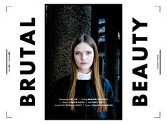 Stories Collective / Brutal Beauty / Photography Bex Day / Styling Mariana…