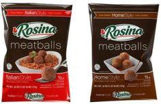 Rosina Meatballs Just $1.76 At Walmart!