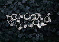 Martha Stewart 'Carbon Dating' / photographer: Mitch Feinberg #stilllife #jewelry #objects