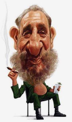 ~ Fidel Castro