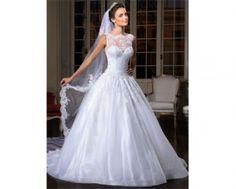 Vestido de noiva barato aluguel casas