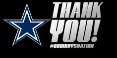What a ride this season! Thanks for following along on Pinterest, you are the best fans in the world! #CowboysNation