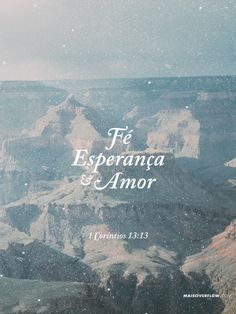 """""""Assim, permanecem agora estes três: a fé, a esperança e o amor. O maior deles, porém, é o amor"""". 1 Coríntios 13:13 #30DaysOfBibleLettering twitter: https://twitter.com/maisoverflow facebook:..."""