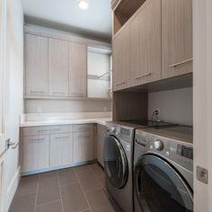 Clean, Quartered Walnut - Craftsman Kitchens