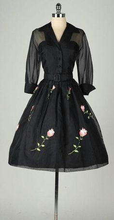 Alta Costura/años 1950/