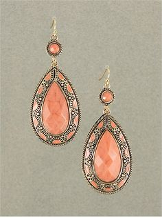 Magali Teardrop Earrings | Awesome Selection of Chic Fashion Jewelry | Emma Stine Limited