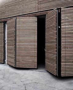 Folding Doors/Wall
