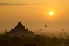 Bagan, Myanmar. (Photo: Martin Sojka)