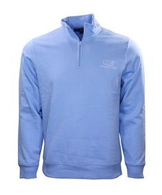 Vineyard Vines Mens Flag Blue Graphic 1/4 Zip Vintage Whale Pullover - http://www.darrenblogs.com/2017/01/vineyard-vines-mens-flag-blue-graphic-14-zip-vintage-whale-pullover/