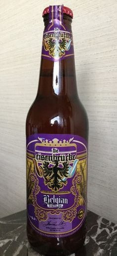 Eisenbrucke Belgian Strong Ale