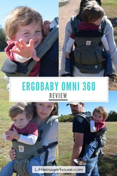 d8357ef98c7 Ergobaby Omni 360 Review All-in-One Baby Carrier