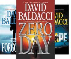 John Puller (4 Book Series) by  David Baldacci