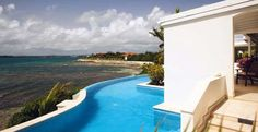 Sea Breeze, Jumby Bay, Antigua, Caribbean http://www.estatevacationrentals.com/property/sea-breeze Available for booking now. Contact us at 1-866-293-9061