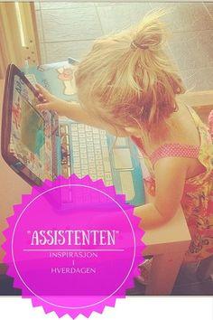 """Hva er din inspirasjon i hverdagen? I dagens blogginnlegg, introduseres du til """"Assistenten"""", og motoren bak www.dinbabyshower.no. - Gründer bloggen som viser alle sidene ved det å være gründer."""