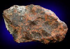 Meteorite (Iron-Nickel) from Winslow Meteor Crater, Navajo County, Arizona johnbetts-fineminerals.com