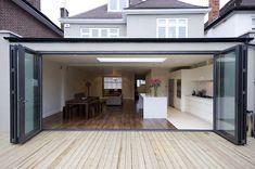 bi fold patio doors - Lighthouse Garage Doors
