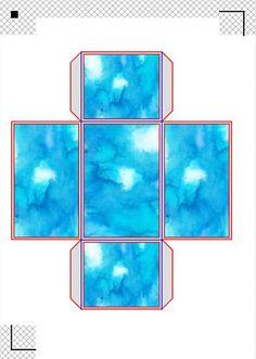 Digitale Papiere anwenden. Anwendung von digitalen Papieren im Silhouette Studio.