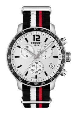Official Tissot Website - Collections - T-Sport - TISSOT QUICKSTER - T0954171703701