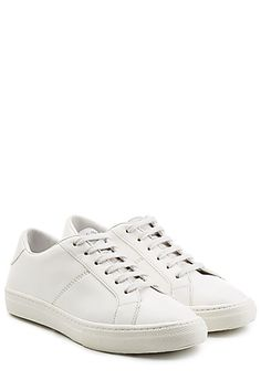 MARC JACOBS  Leather Sneakers | STYLEBOP.com